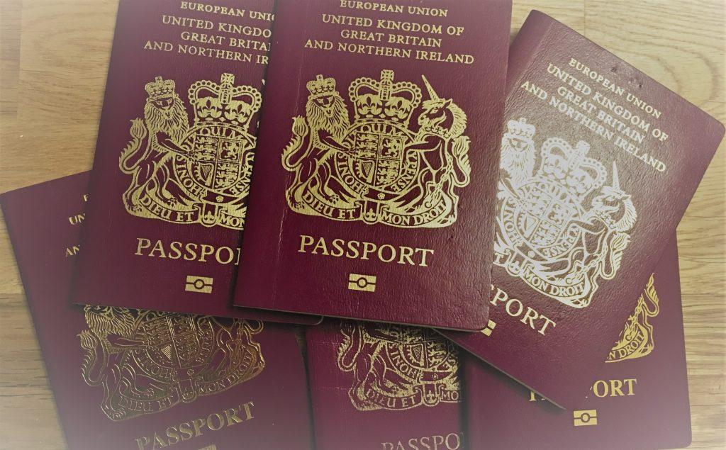 Thomas Chase Immigration - British Citizenship