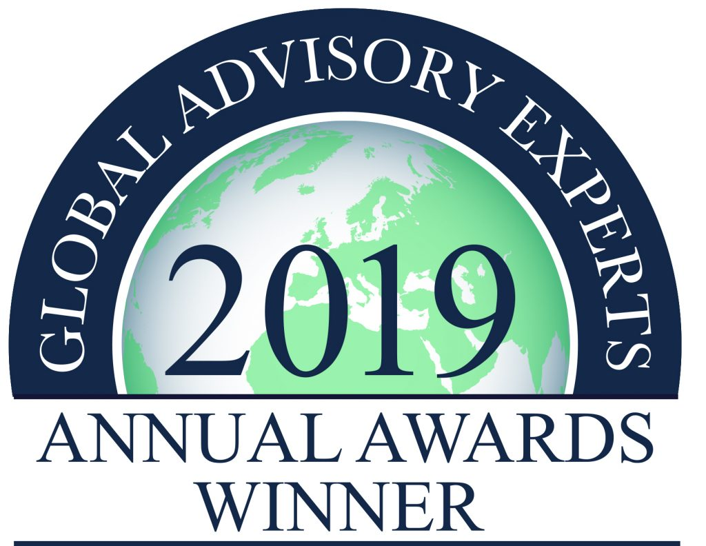 Global Advisory Experts 2019 Award Winner: UK Visa Consulting Firm of the Year in England